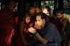 at a Steve McCurry photo workshop, Burma.